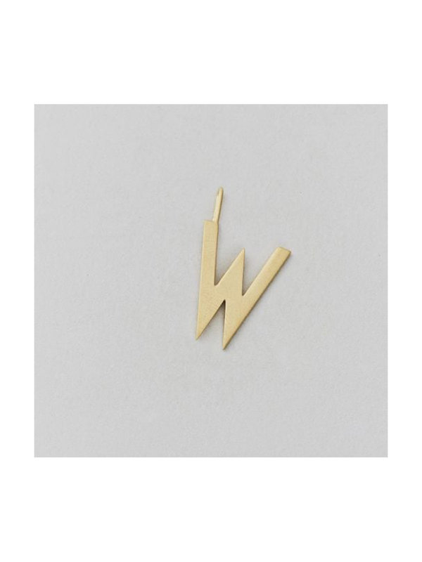 Design Letters Archetype Charm 16 mm Gold W