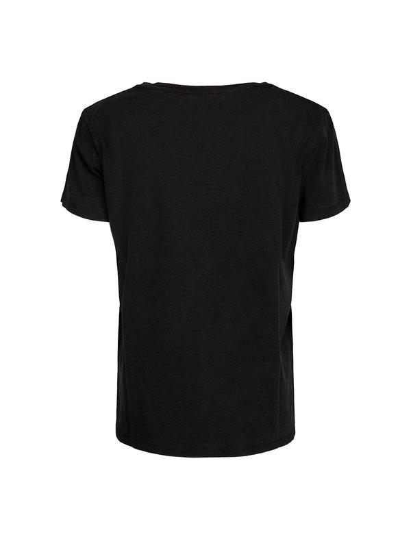 Sofie Schnoor Cady T-Shirt Black Pink