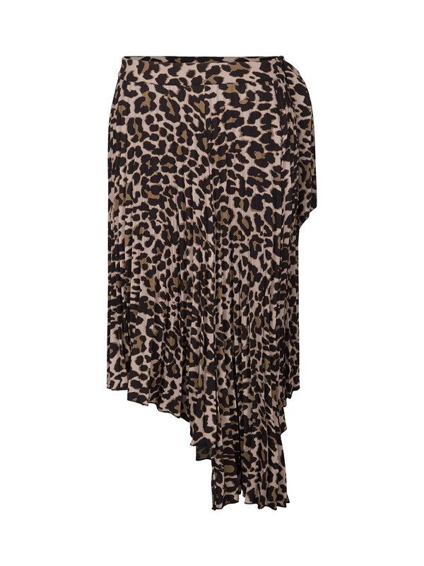 Sofie Schnoor Skirt Destiny Brown Leopard