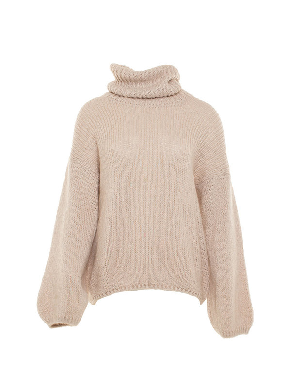 By Sara Collection Lize Pullover Beige