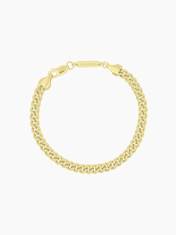 Wildthings Bombshell Bracelet Gold