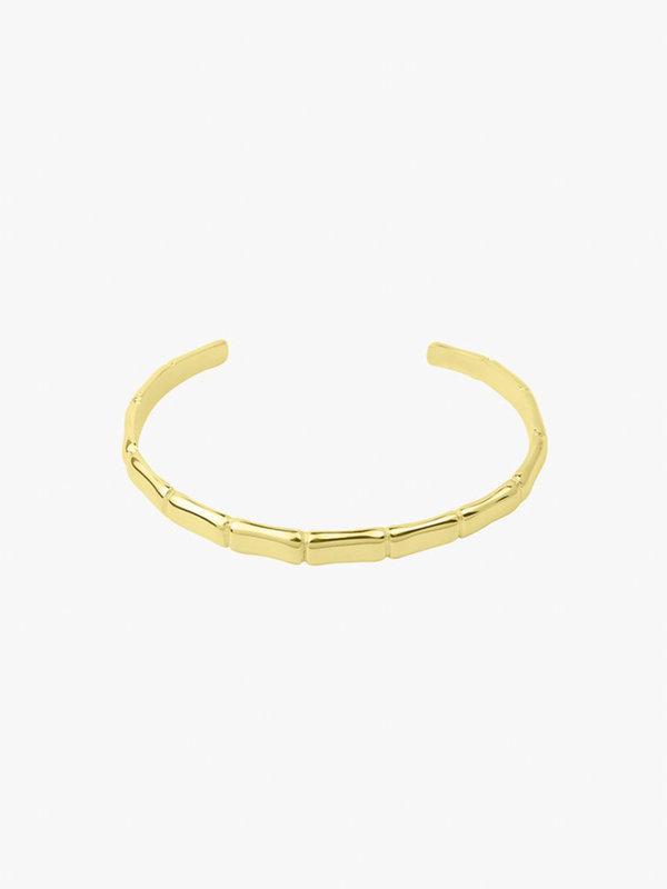 Wildthings Bamboo Bracelet Gold