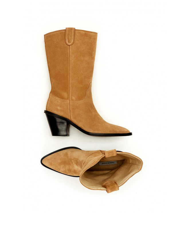 Fabienne Chapot Dolly High Sand Boots
