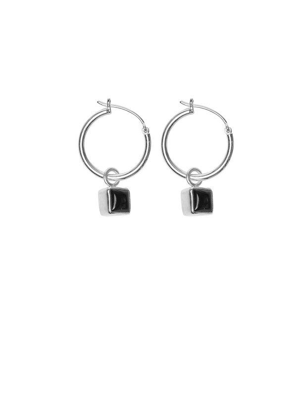 Xzota Earring Joan Silver