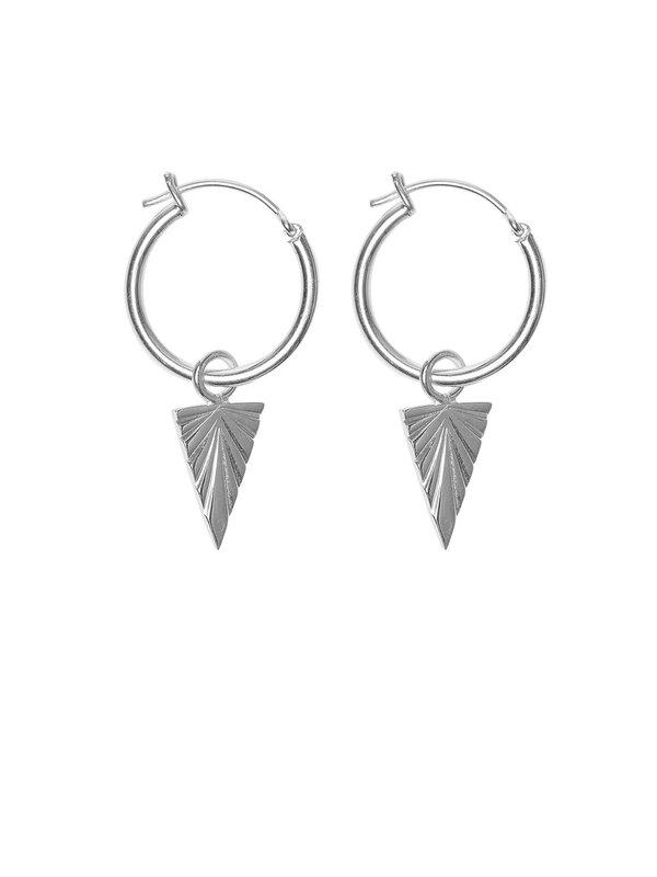 Xzota Earring Jill Silver