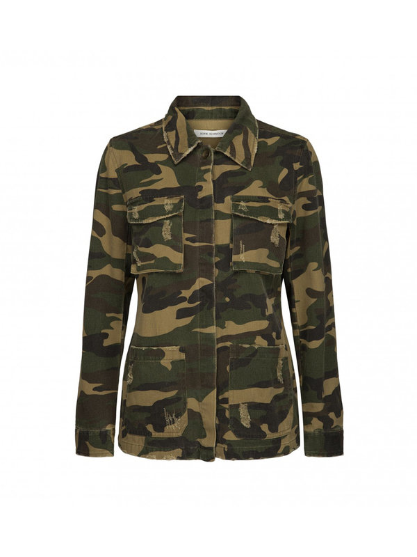 Sofie Schnoor Beate Jacket Army