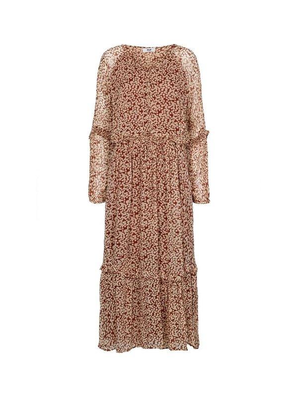 Moliin New Kirti Dress Cinnamon