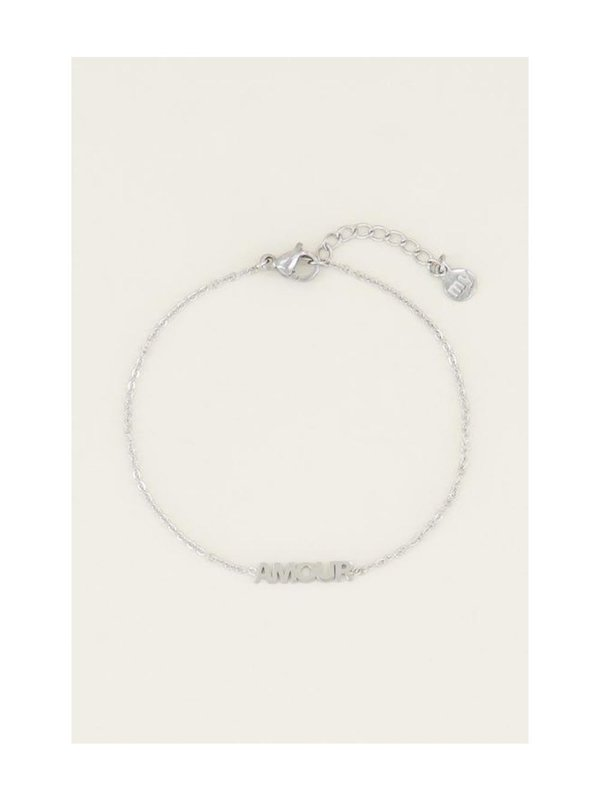 My Jewellery Moments Bracelet Amour Zilver