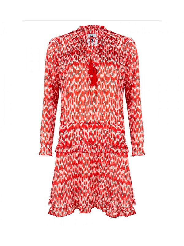 Blake Seven Macie Dress Red