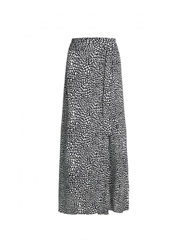 Fabienne Chapot Bobo Skirt Off-White/Black Lovely Love