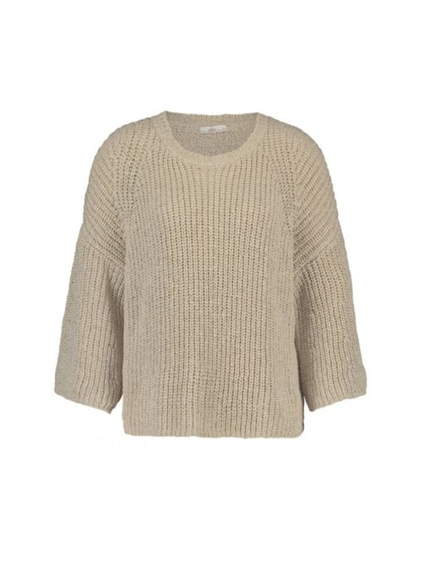 Thalia Oyster Sweater