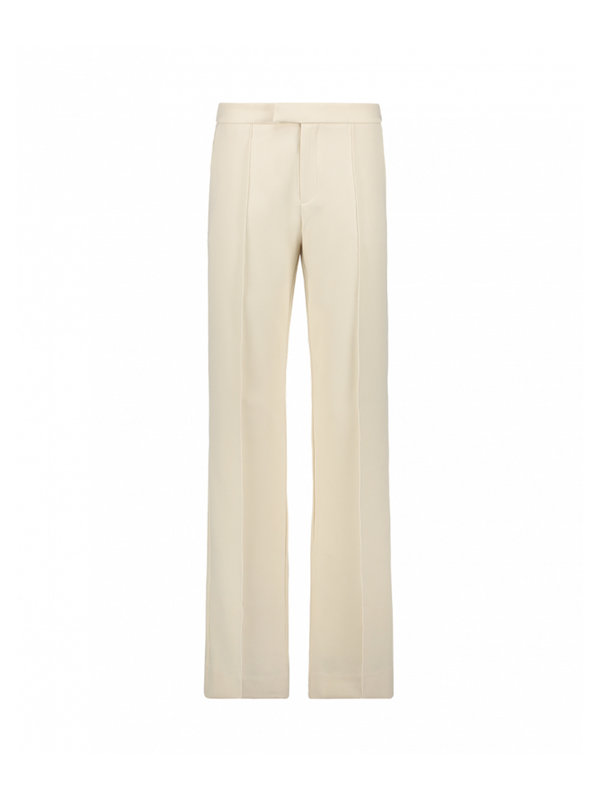 Aaiko Chantalle Twill Pants Cream