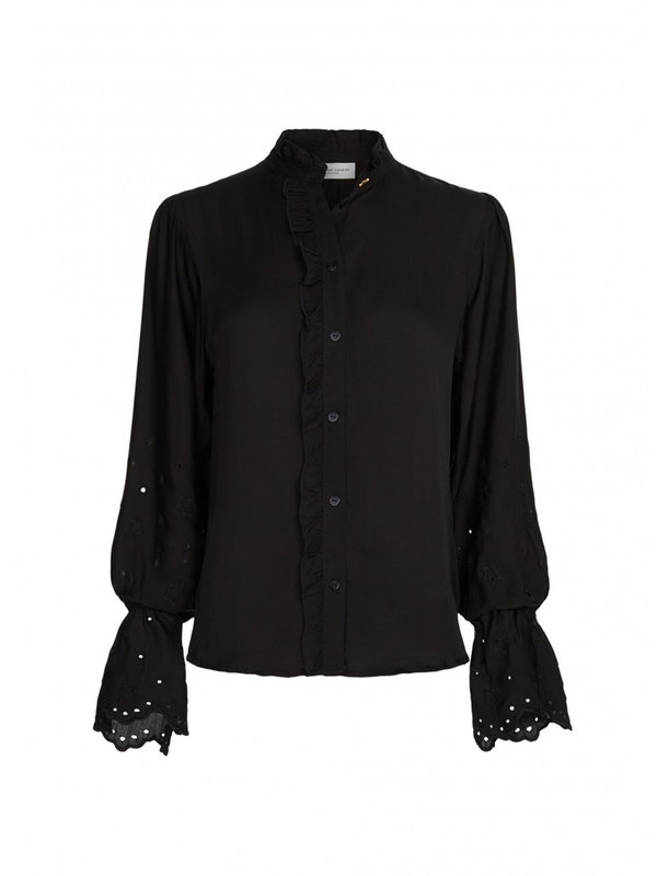 Clara Blouse Black