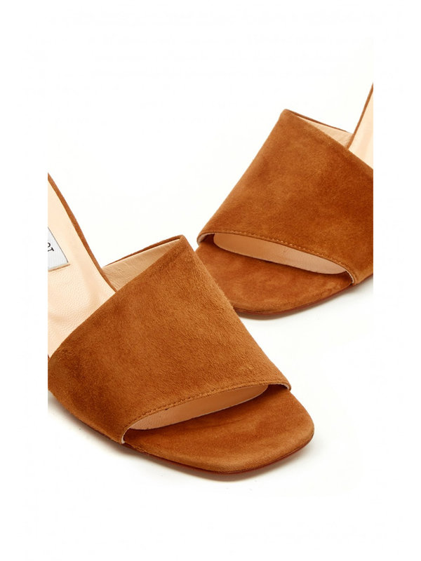 Fabienne Chapot Ted Mule Camel Shoe
