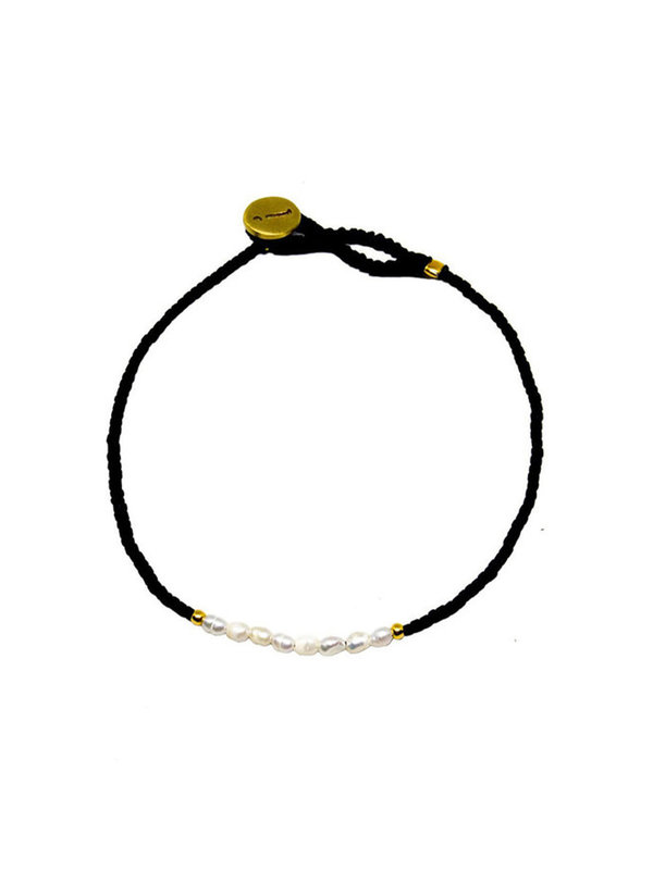 Ibu Jewels Bracelet Lulu Black