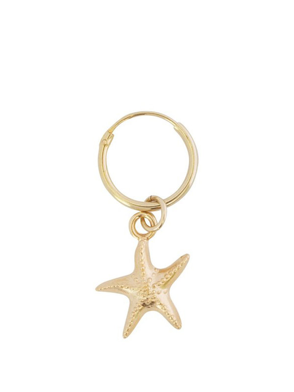 Bobby Rose Earring Sea Star