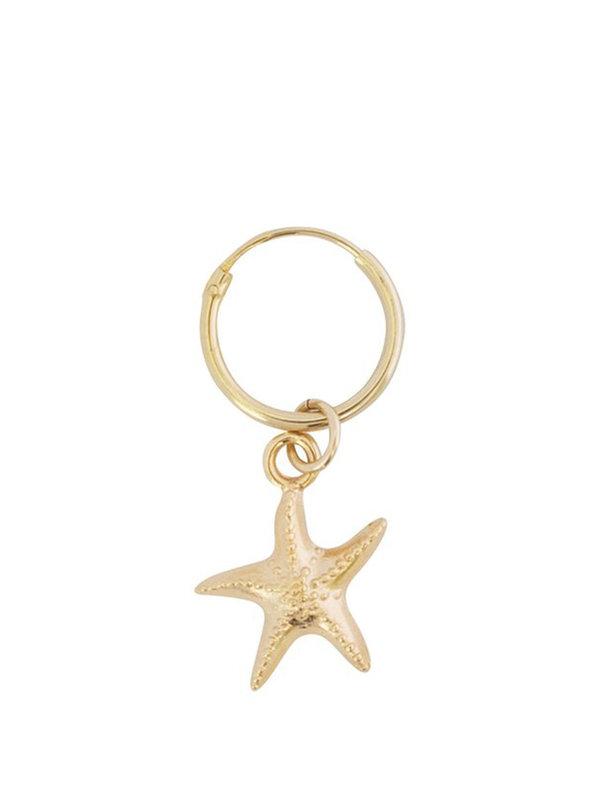 Bobby Rose Earring Sea Star