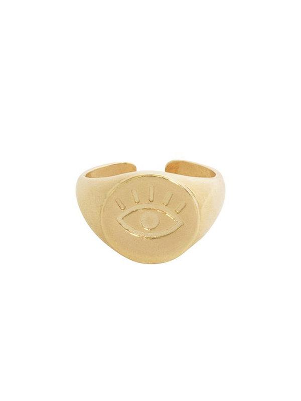 Bobby Rose Ring Eye Seal