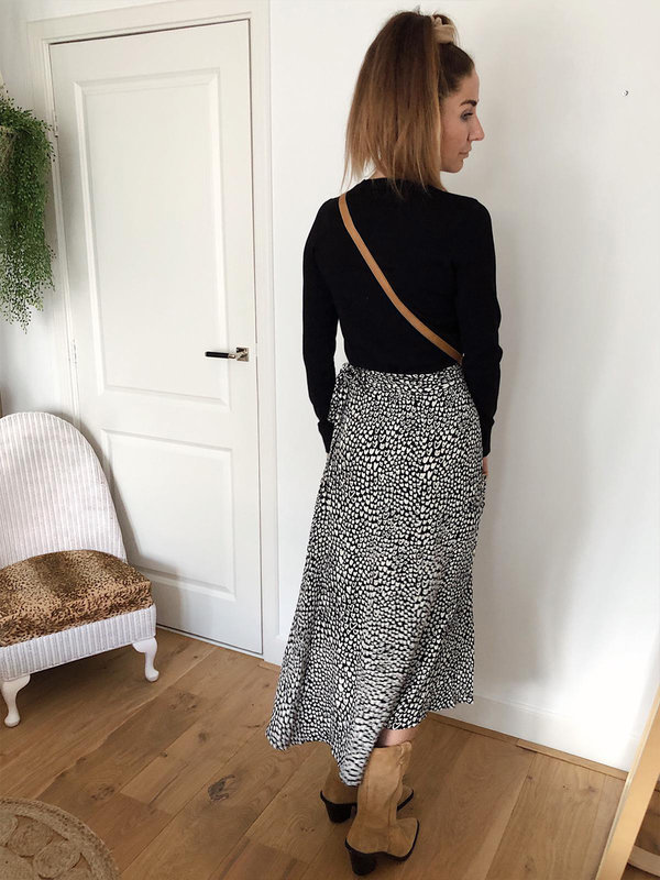 Fabienne Chapot Black Molly Pullover