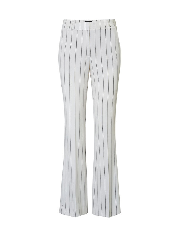 Five Units Clara Long Pants Cream Pin
