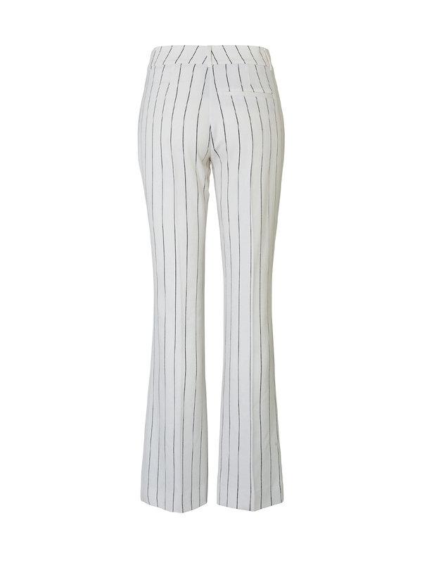 Five Units Clara Long Pants Cream Pin