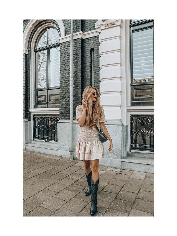 A-view Dress Gerti Off White