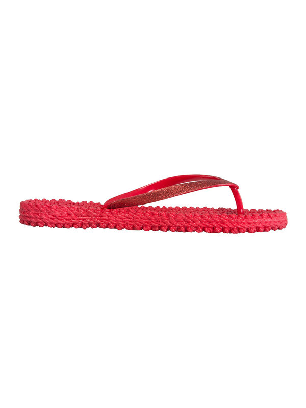 Ilse Jacobsen Deep Red Flipflops