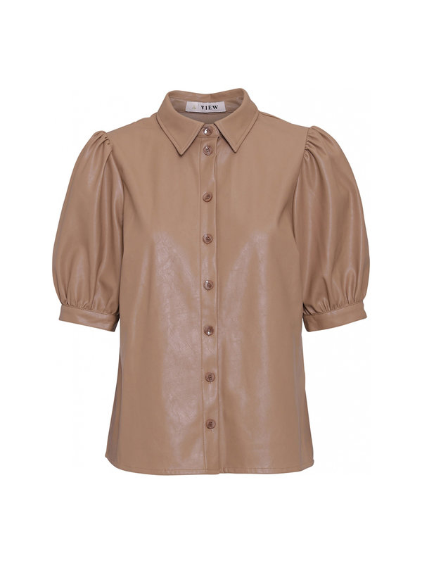 A-view Gloria Shirt Beige