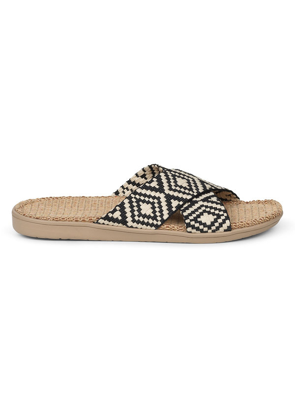 Lovelies Gili Slippers Black