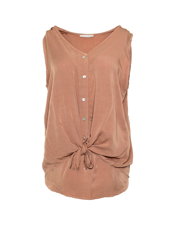 By Sara Collection Bobby Top Beige