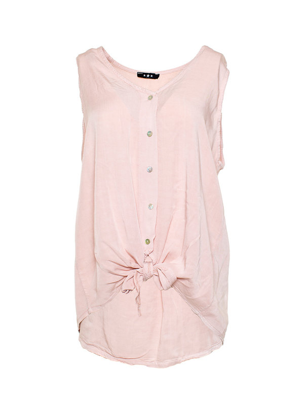 By Sara Collection Bobby Top Roze
