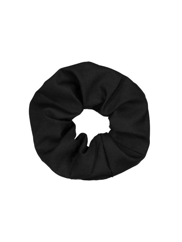 Black Scrunchie Sivia