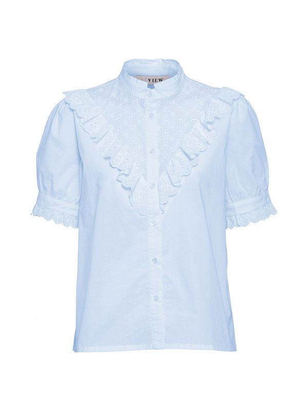 A-view Gabriella Blouse Light Blue