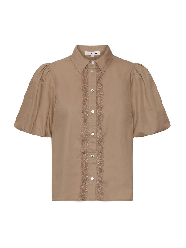 A-view Blouse Helle Beige
