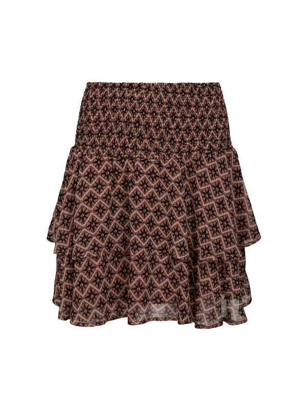Koraline Skirt Rose Camel