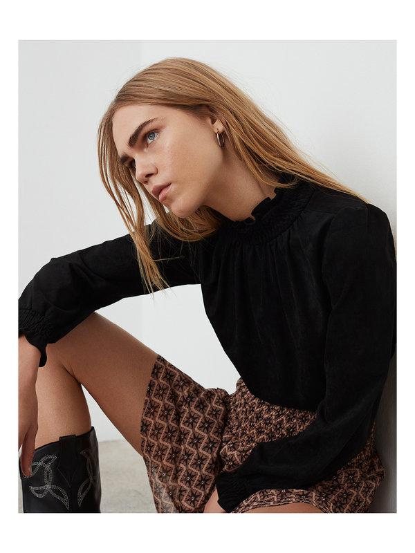 Sofie Schnoor Koraline Skirt Rose Camel