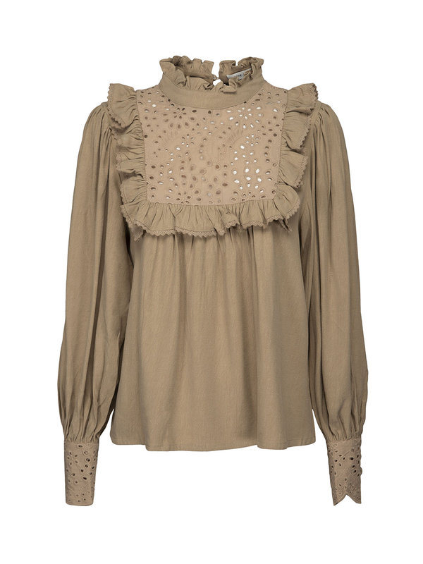 Sofie Schnoor Lala Blouse Camel