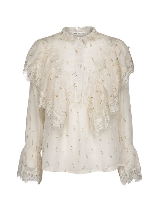 Sofie Schnoor Piper Blouse Off-White