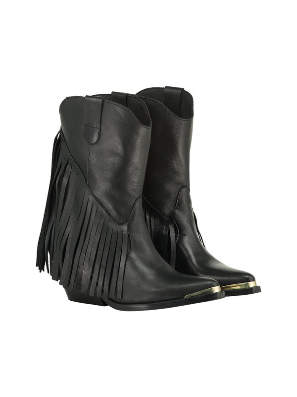 Aaiko Boots Nevada Black