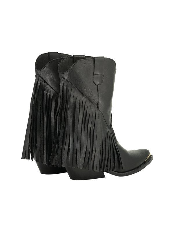 Aaiko Boots Nevada Black