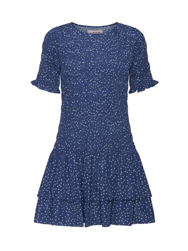 A-view Dress Gerti Navy