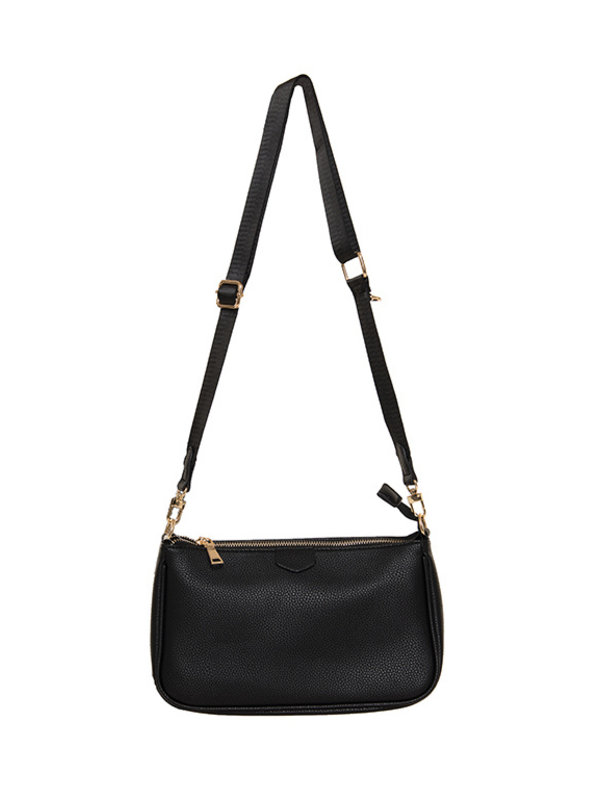 By Sara Collection Anna Bag Black