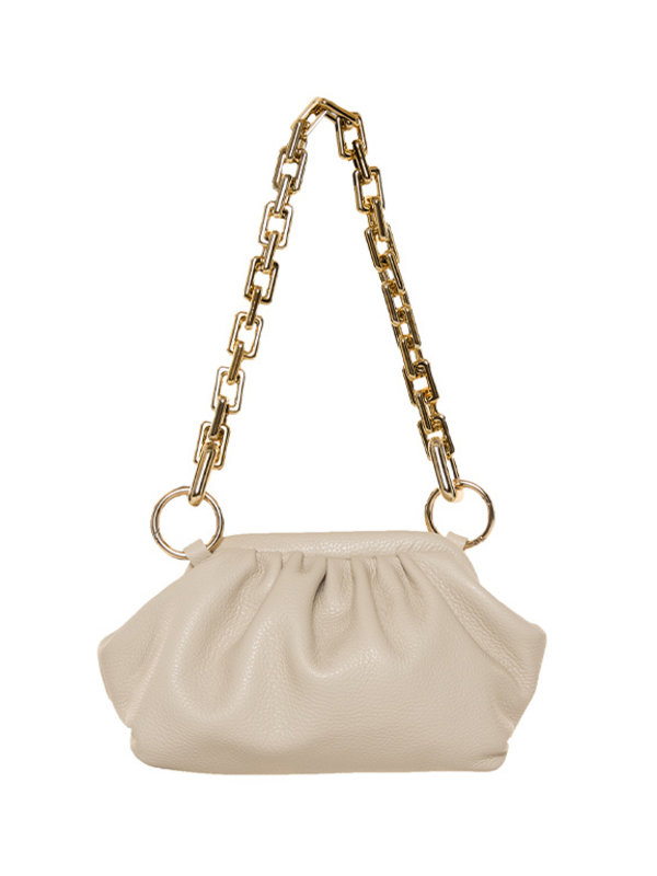 By Sara Collection Beau Bag Ecru