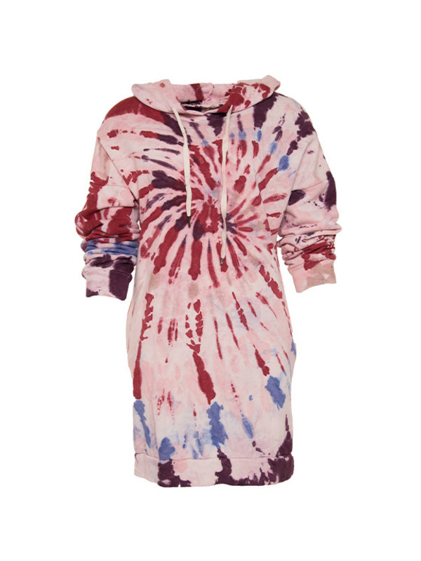 By Sara Collection Livia Hoody Tiedye