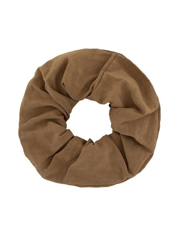 Atelier Des Femmes Brown Scrunchie Uma LIMITED EDITION
