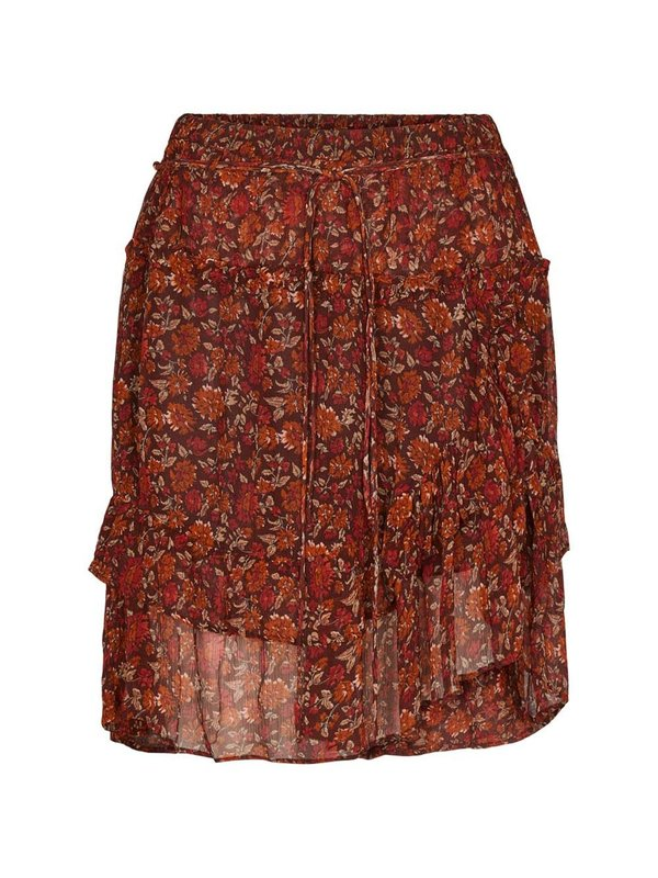 Moliin Skirt Ruth Bitter Chocolate