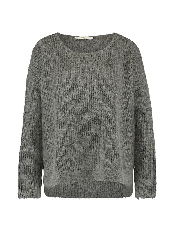 Aaiko Palermo Mohair Stormy Grey