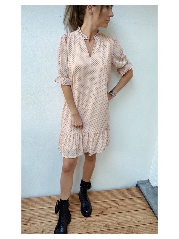 A-view Isco Dress Pink