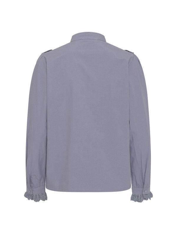 A-view  Katja Shirt Blue Powder