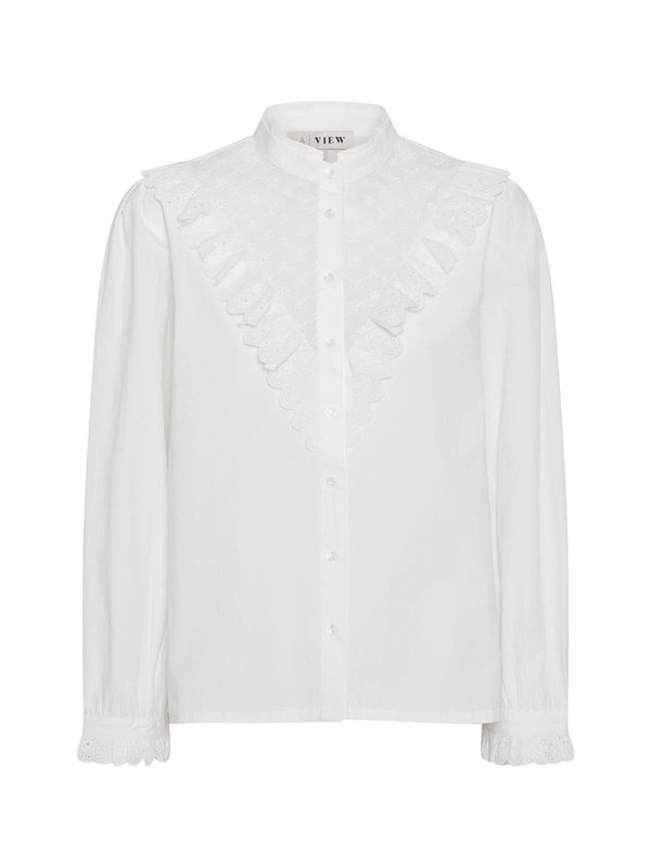 A-view Katja Shirt White